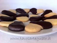 Biscotti frolla e cioccolato…
