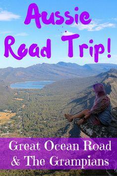 Road Trip! Great Ocean Road and The Grampians - FreeYourMindTravel