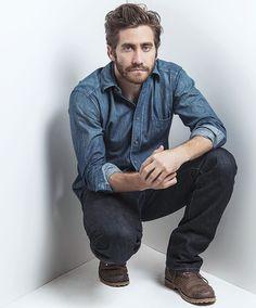 Jake Gyllenhaal Daily #photoshoots*