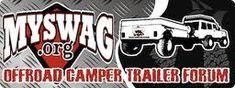 MySwag.org The Off-road Camper Trailer Forum Off Road Camper Trailer, Camper Trailers, Damper Recipe, Caravans, Snail, Exterior, Money, Board, Campers