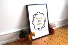 300 Minimal LOGO Design Templates - Logos - 15