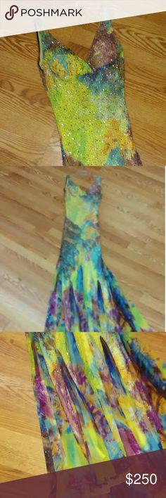 Prom/Pageant dress Beautiful dress Mac duggal Dresses Prom