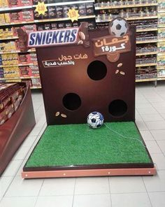 Snickers Mini Football Competition Game. on Behance