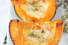Parmesan Roasted Squash — Punchfork