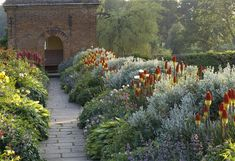 borders at packwood house - Google Search