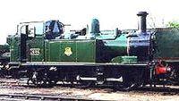 Great Western Railway steam locomotives: Main Index