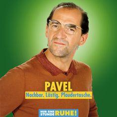 Stèphane De Groodt ist Pavel. #NurEineStundeRuhe läuft jetzt im Kino. Monsieur Claude, Comedy, Star Wars, Movie, Storyboard, Film Director, Cinema, Music, Comedy Theater