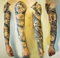 165 Best Arm Tattoos for Men, Women, Girls & Guys nice  Check more at http://fabulousdesign.net/arm-tattoos/
