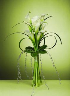 Such a unique Bouquet