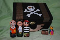 Fancie Swashbucklers by fanciefannies on Etsy