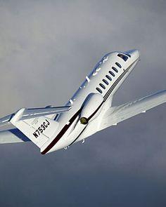 CJ3 - Cessna Citation Jet Up Up and Away!
