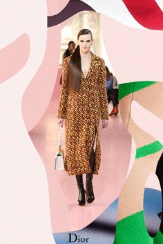 Dior women's Autumn-Winter 2015-16 collection.