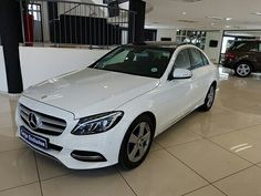 The current C Class has a decidedly assertive demeanor with features such as Avantgarde package, independent boot locking, reversing camera,  active park assist, stowage space package, panoramic sunroof, LED intelligent lights system, ambient lighting, distance closing tailgate and collision prevention assist... All this for only R519000.00 #instacar #instadaily #instagood #f4f #stock #mercedes #dealership #workinghard #cargomotors #cclass