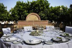 Al Fresco - Garden Wedding in Chios, Greece. Argentikon Luxury Suites