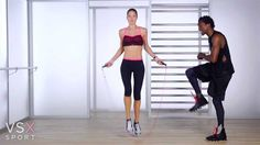This is a great core workout video! I love seeing Doutzen get tired, showing how tough this work out actually is. Much more realistic than those videos where the people in the back are smiling the whole time!