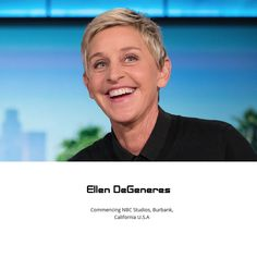 Ellen Degeneres The Greatest Charity Adventure in the world. 54 of the Greatest Brands, Celebrity T Global Charity, Hero World, Ellen Degeneres, California Usa, Fundraising, Leadership, Communication, Challenges, Celebrity