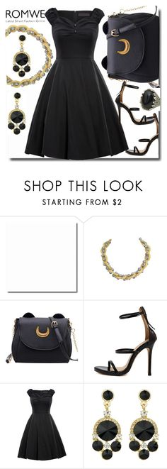 """""""1#Romwe"""" by fatimka-becirovic ❤ liked on Polyvore"""