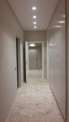 Faretti led incasso cartongesso corridoio cerca con for Illuminazione con faretti a led