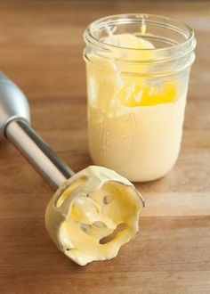 How To Make Mayonnaise with an Immersion Blender — Cooking Lessons from The Kitchn | The Kitchn