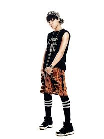 K-POP: Jimin - 2 Cool 4 Skool (Photoshoot)