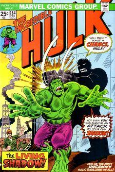 Incredible Hulk # 184 by Herb Trimpe