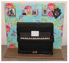 Piano & Taart  |  surprise voor pakjesavond sinterklaas