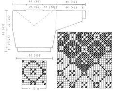 """DROPS patterned jumper in """"Alpaca"""". - Free pattern by DROPS Design"""