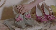 Easter Inspiration - Coppola's Marie Antoinette //