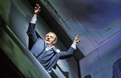 Robert Lepage's Needles and Opium review at the Barbican, London – 'dazzling'