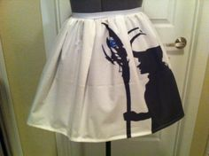 One of a kind Loki skirt - Made to order - Loki from The Avengers & Thor. $36.99, via Etsy.   # Pin++ for Pinterest #