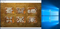 Mahjong Titans game layouts Tripeaks Solitaire, Spider Solitaire, Solitaire Games, Windows 10 Games, 2048 Game, Online Puzzle Games, Classic Window, Phone Games, Microsoft Windows