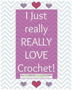 I Just really REALLY LOVE Crochet! #yarn