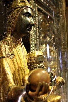 Virgin of Montserrat / Church of the Black Madonna (near Barcelona, Spain)
