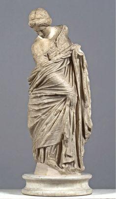 """The Budapest Dancer"" marble. Date: c. 240-220 B.C."