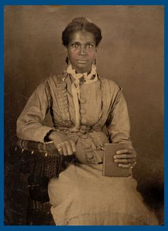 HAUNTING BEAUTY II | 1880′s Tintype photography of an unnamed African American woman, undated (circa 1880′s). Daniel Cowin Collection of African American History, International Center of Photography. Black History Album: The Way We Were. 100 Years of...