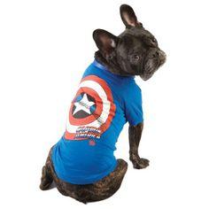 yep, Willy needs this. Captain America!