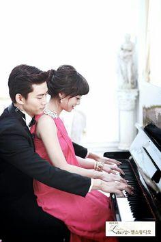 Taecyeon and Gui Gui
