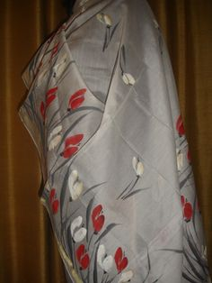 Hand-painted Dupattas by Chaitali Sur at Coroflot.com