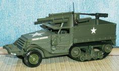 Half track T19 (Chars et véhicules militaires)