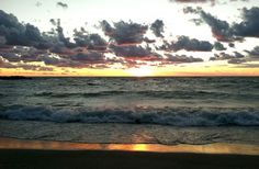 presque isle park--the most beautiful sunsets to enjoy