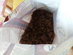 Čokoládové křupinky