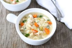 Best Soup for When You're Sick - If you or anyone in your home has caught the flu in this season, i...