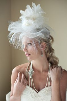 This beautiful pearl necklace features a triple strand of glass pearl beads, a re-purposed vintage brooch, and. Laid Back Wedding, Our Wedding, Wedding Bells, Wedding Stuff, Flower Makeup, Unique Costumes, Pearl And Lace, Tears Of Joy, Handmade Wedding