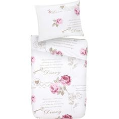 MÖMAX modern living Posteľná Bielizeň Diary Rose biela Facial Tissue, Tableware, Dinnerware, Tablewares, Dishes, Place Settings