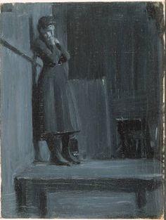 : Early works by Edward Hopper,...