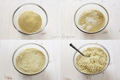 Salata cu couscous si ton preparare couscous