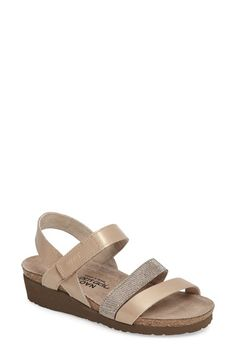 f850967920769 Free shipping and returns on Naot  Krista  Sandal (Women) at Nordstrom.