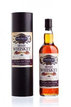 St Patrick`s Cask Strength Irish Whiskey, 53%