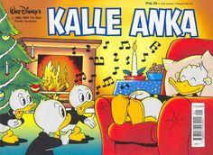 Cover for Kalle Anka [julbok] (Semic, 1964 series) #[1992]