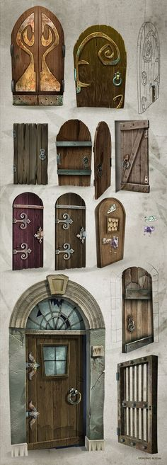 Props by Giovanni Maisto , via Behance Find